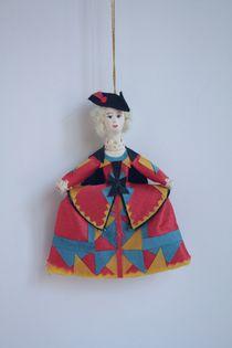 Columbine. Doll gift