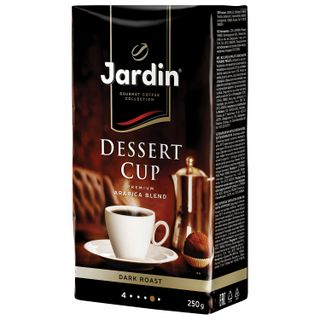 Ground coffee JARDIN (Jardine)