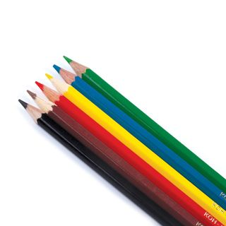 Colored pencils KOH-I-NOOR