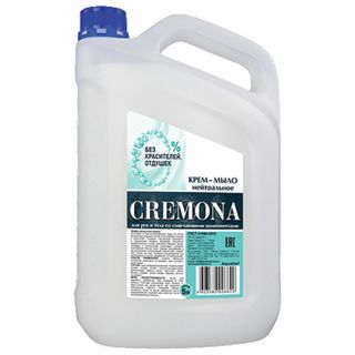 "Liquid cream soap 5 l CREAMON ""Neutral"""