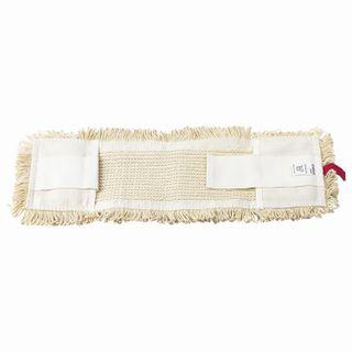 LIMA EXPERT / MOP attachment flat for mop / holder 40 cm, ears / pockets (TYPE U / K), punching cotton