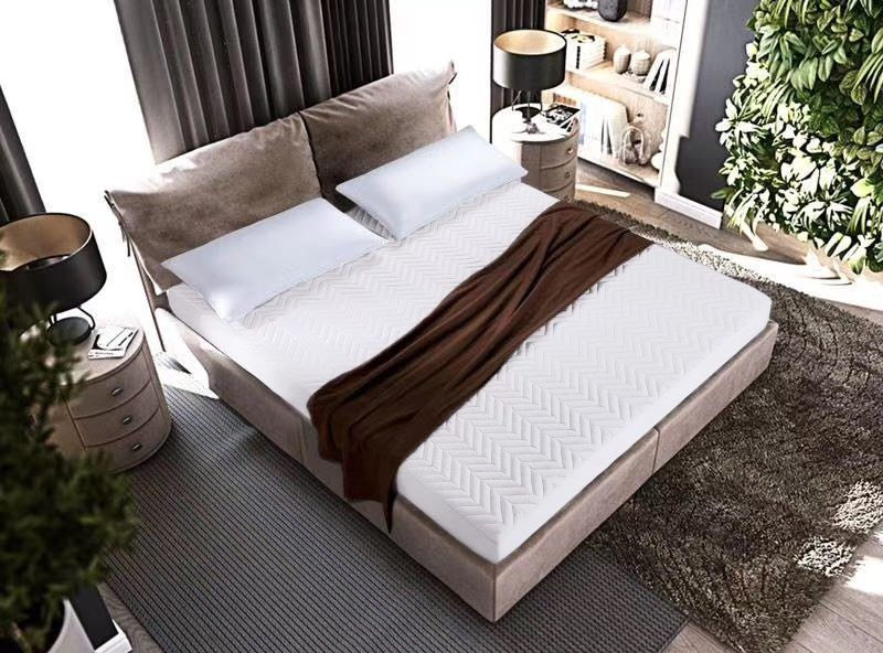 Sitrade / Cotton mattress topper with board NX003, 180 * 200 * 30 cm