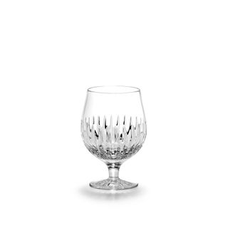 A set of crystal glasses for cognac