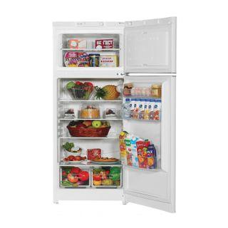 INDESIT RTM 014 refrigerator, 245 litres total, top freezer 51 litres, 60 x62 x145cm, white