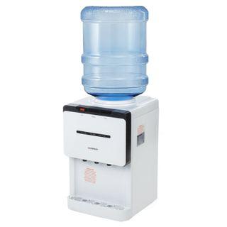 SONNEN TSE-02 water cooler, desktop, NEW/BREAKING E.R.I., 3 taps, white/black