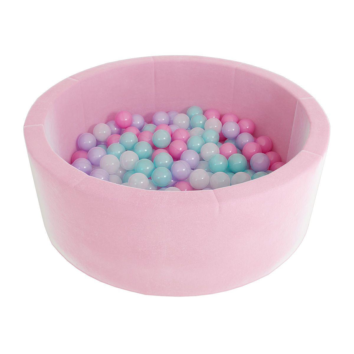 "Romana / Dry pool ""Airpool Max"", pink"