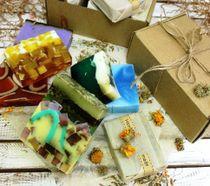 Men's Craft kit handmade soap in Eco style