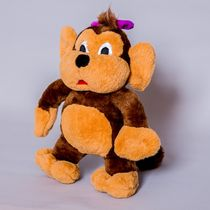 MONKEY MONKEY - a children's soft toy.