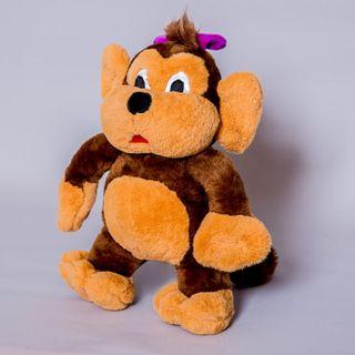 MONKEY MONKEY - a children's soft toy.