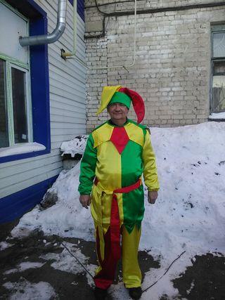 Stage costume Skomorokh