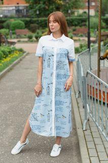 Dress shirt Elen Art. 6029