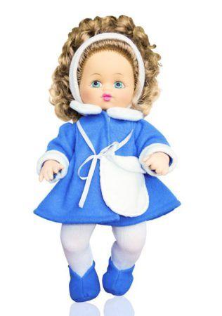 Arinka doll sounded, 40 cm