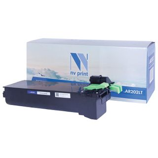 Laser cartridge NV PRINT (NV-AR202LT) for SHARP AR 163/201/206 / M160 / M205, yield 16000 pages