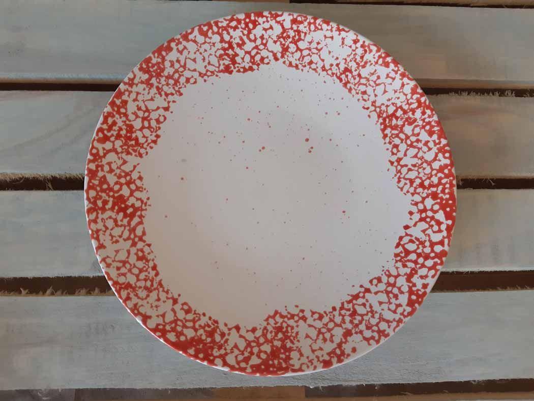 """Horex / Plate """"Corallo"""" rotonda di lusso 3 pcs."""