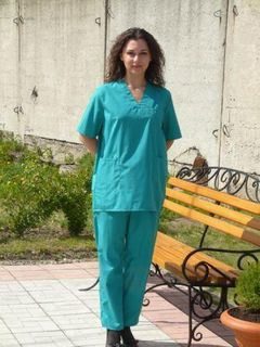 "Medical suit ""SURGEON"""