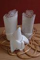 Linen serving napkin - view 2