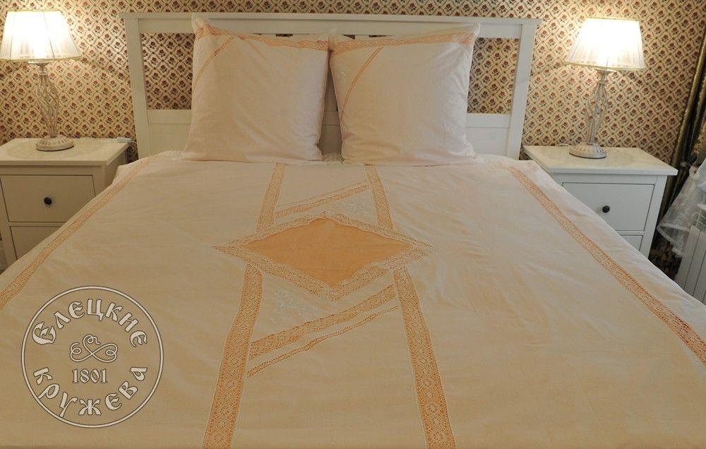 Elets lace / Double bedding set С549Е