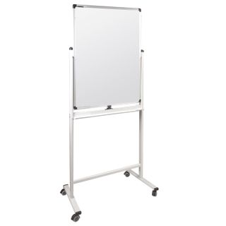 """Magnetic whiteboard AT THE STAND (60x90 cm), 2-sided, BRAUBERG """"PREMIUM"""""""