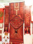 Souvenir products from Mordovia - tablecloths, towels, napkins with embroidery
