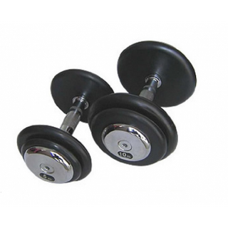 Dumbbell row 10 pairs GR-1-1 (2.5 to 25 kg, 2.5 kg pitch)