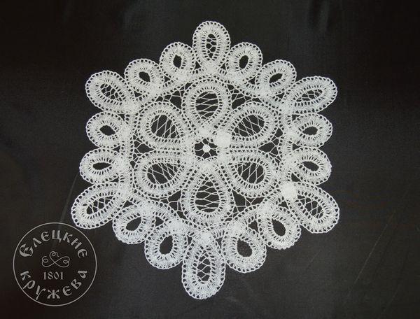 Doily lace С2226