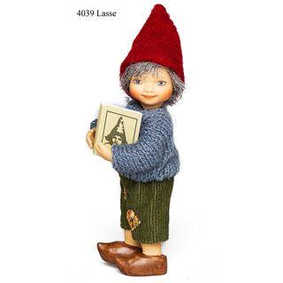 Birgitte Frigast / Porcelain doll Lasse, 10 cm