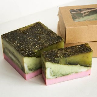 Sweet Nega whetstone 500g - handmade fragrant soap