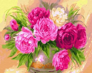 Painting by numbers,