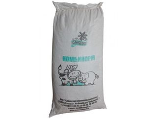 COMBIKORM KK-60-1 (granulated)  Feed for dairy cows and heifers in the pasture period.