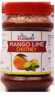 Mango-lime chutney