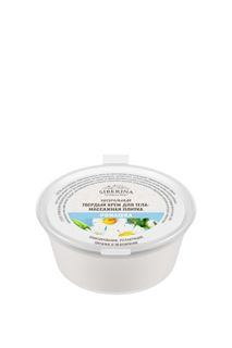 "Solid body cream - massage tile ""Daisy"" SIBERINA"