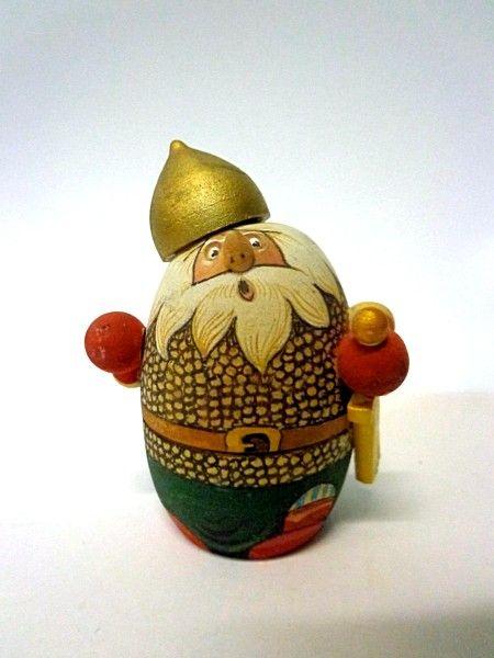"Tver souvenirs / ""Voyevoda"" box"