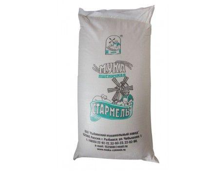 Wheat flour 'Starmel', the highest grade (25 kg)