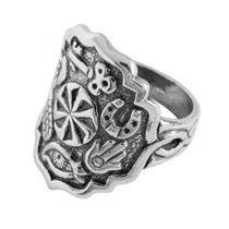 Ring 70138 'All charms'