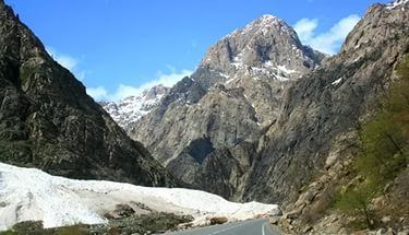 PAMIR - THE ROOF OF THE WORLD