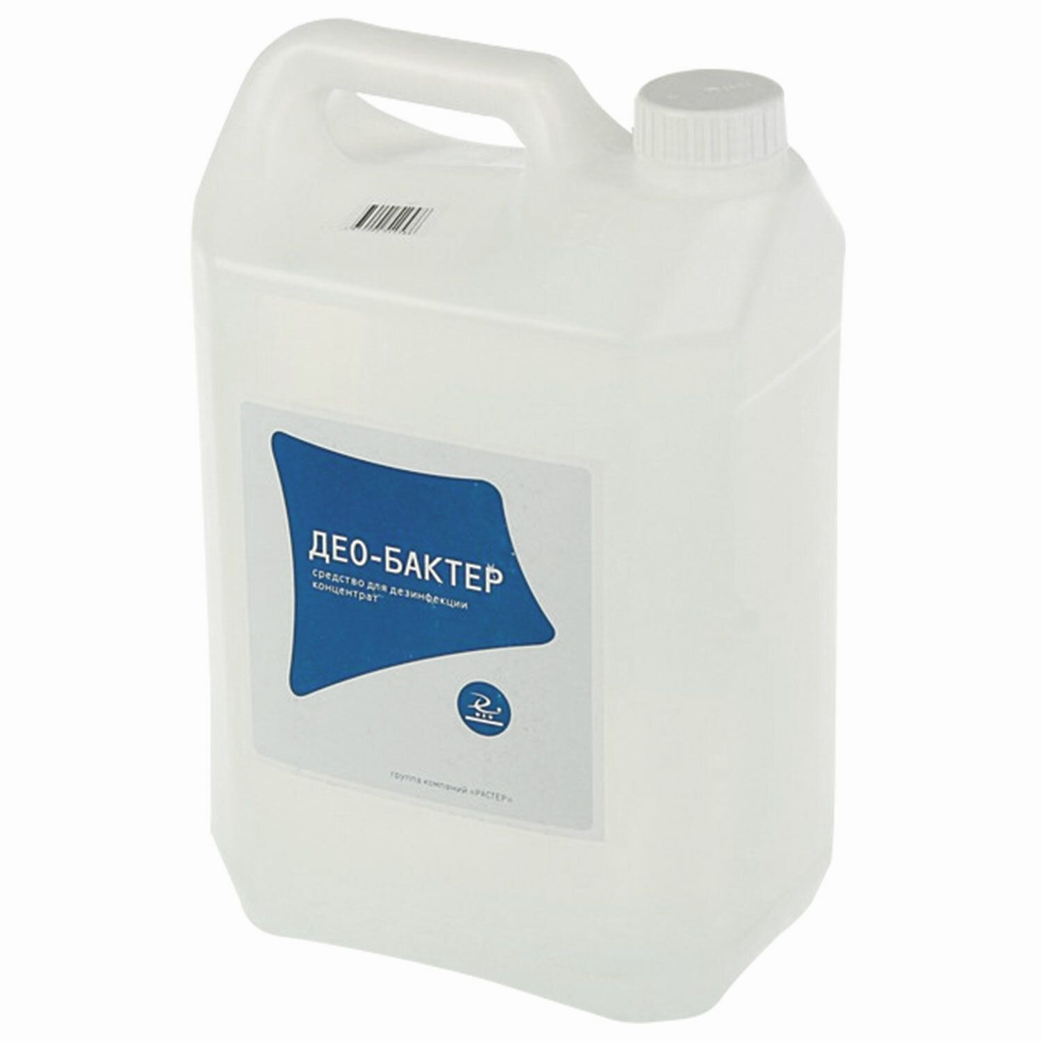DEO / Disinfectant 5 l DEO-BACTER, concentrate
