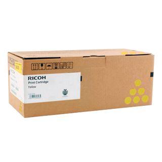 RICOH Toner Cartridge (407902) Ricoh SP C340DN, Yellow, 3800 pages, Original