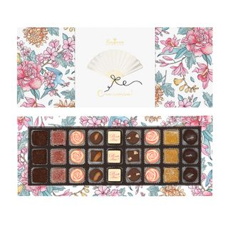 Spring gift set of chocolates