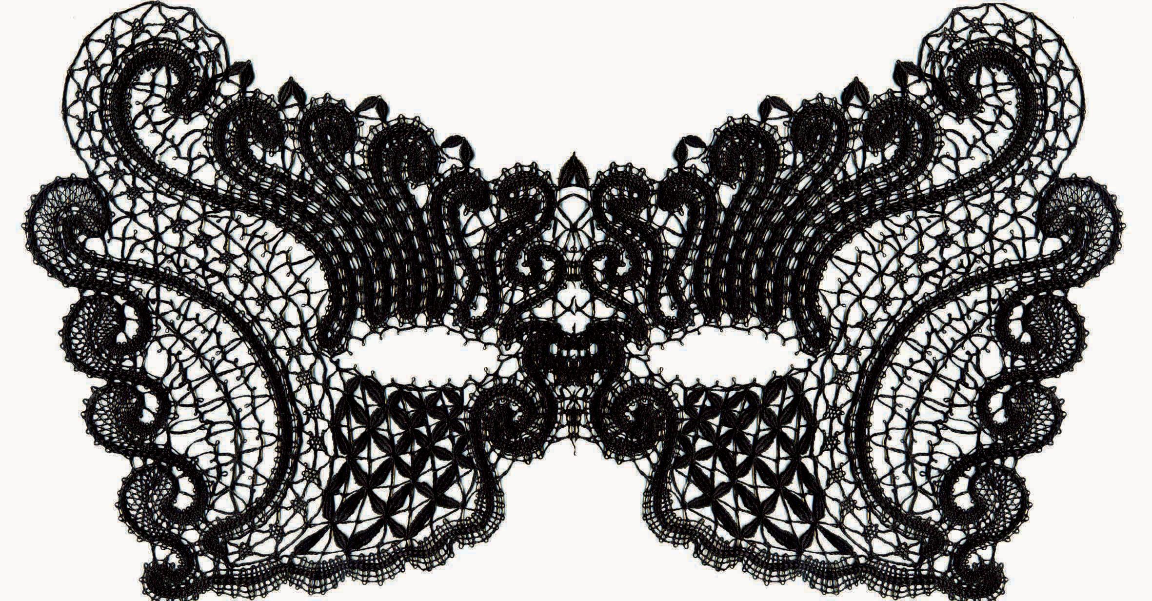 Mask Lace 017-058