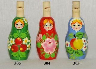 Whistle, Vyatskiy souvenir