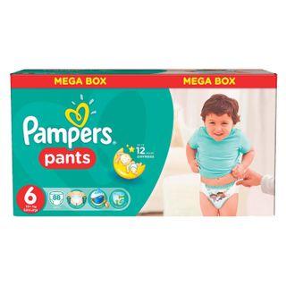 PAMPERS / Pants-diapers Pants, size 6 (16+ kg), SET 88 pcs.