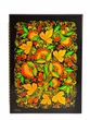 Address folder, Khokhloma painting, 32x23x2 cm - view 1