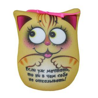 "Anti-stress toy ""Cat card"" mini 2(Dream)"