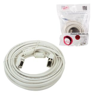 GEMBIRD / VGA cable, 10 m, 2 filters, for high speed analog video transmission