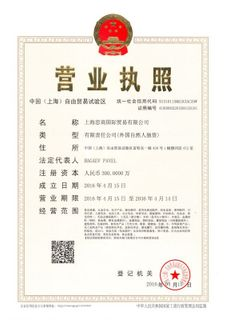 Registration of legal entities in China