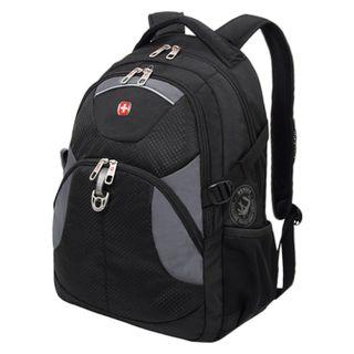WENGER backpack, universal, black, 26 liters, 34х17х47 cm