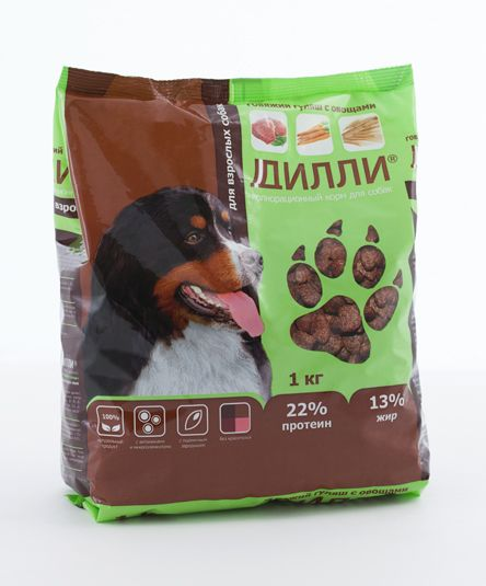 Beef Goulash - Dilly Feed for Adult Dogs