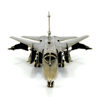 The model of the bomber SU-24 1:72