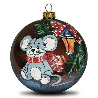 Christmas ball Mouse