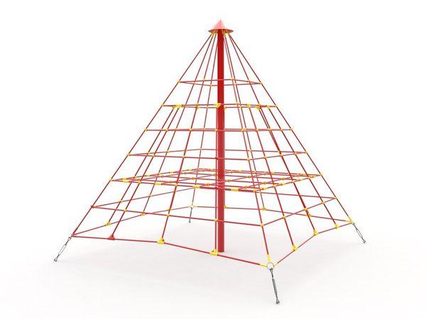 Pyramid D400 Playground coating hot-dip galvanizing